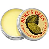 Burt's Bees Lemon Butter Cuticle Creme, 0.6-Ounce Tin