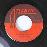 The Crazy World Of Arthur Brown 45 RPM Rest Cure / Fire