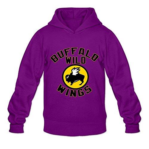 purple-enewno-buffalo-wild-wings-long-sleeve-hoodies-for-mens-size-xl