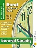 Bond 10 Minute Tests Non-Verbal Reasoning 7-8 years (7-8 Yrs)
