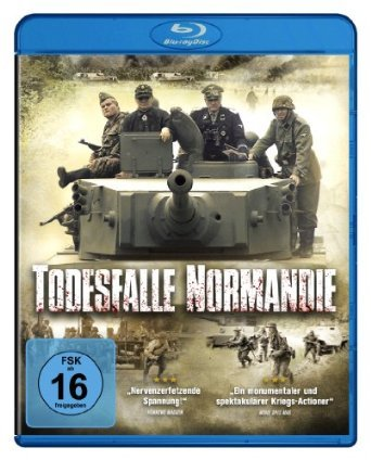Red Rose of Normandy (2011) [ Blu-Ray, Reg.A/B/C Import - Germany ]