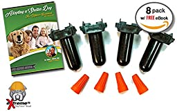 8 Waterproof Splice Kits for Dog Fence Connections Extreme Dog Fence® Brand