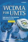 img - for WCDMA for UMTS: Radio Access for Third Generation Mobile Communications, 3rd Ed. book / textbook / text book