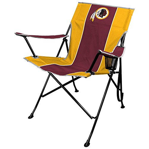 Coleman® NFL Washington Redskins Deluxe Quad Chair (Coleman Mens Watch compare prices)
