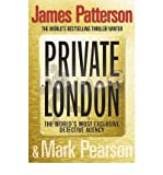 James Patterson Private London by Patterson, James ( Author ) ON Jun-09-2011, Hardback