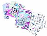 Comic Maker 70686 - Diario de la amistad (incluye rotuladores, adhesivos, sellos y tinta)