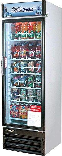 Turbo Air Tgm-14Rv, 1 Door, Glass Swing Door Refrigerator front-619262
