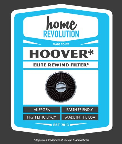 Hoover Exhaust Hepa Filter front-623113