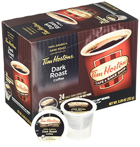 Tim Hortons Coffee Maker Manual : Tim Hortons Dark Roast Single Serve Coffee Cups, 96 Count New eBay