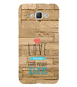ifasho Designer Phone Back Case Cover Samsung Galaxy Grand Max G720 ( Start up Quotes )