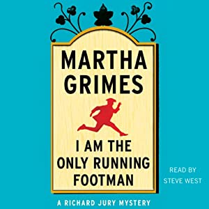 I Am the Only Running Footman Audiobook