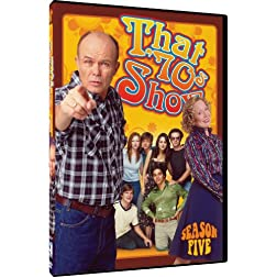 That '70s Show: Season Five