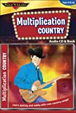 Multiplication Country [With Book(s)] (Rock 'n Learn)