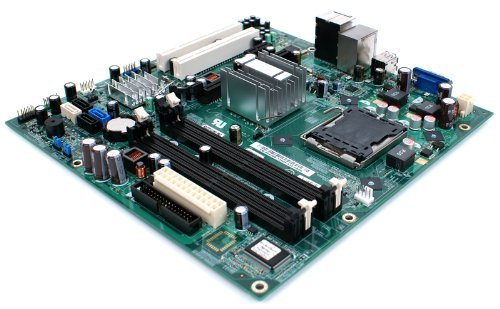 Genuine Dell Version G33M02 For Inspiron 530 530s, Vostro 200 400, Systems Intel G33 Express DDR2 SDRAM Motherboard Logic Board Main Board Compatible Part Numbers: G33M02, G679R, K216C, CU409, RY007 by Dell [並行輸入品]