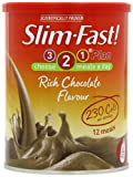 Slim Fast Powder Rich Chocolate 450g