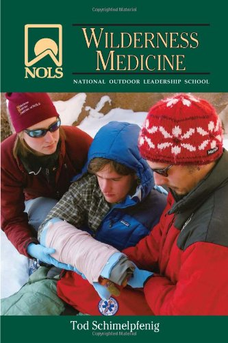 NOLS-WILDERNESS-MEDICINE-By-Joan-Safford-BRAND-NEW