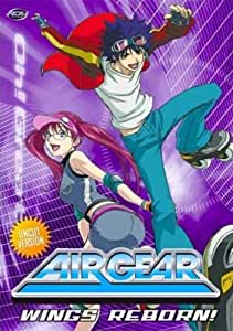 Air Gear, Vol. 4: Wings Reborn