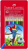 Wooden Color Pencil 12 pcs Faber Castel 116113