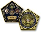 Pentagon, Department of Defense Coin Reviews