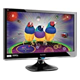 ViewSonic VX2250WM-LED 22-Inch (21.5-Inch Vis) Widescreen Full HD 1080p LED Monitor with Integrated Stereo Speakers ~ ViewSonic
