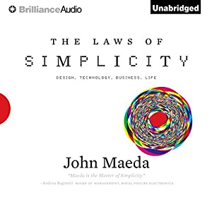 The Laws of Simplicity Hörbuch