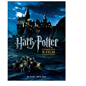 Harry Potter: The Complete 8-Film Collection $27.99