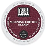 Diedrich Coffee K-Cup for Keurig Brewers, Medium Roast, Morning Edition Blend, K-Cup packs, 48-Count