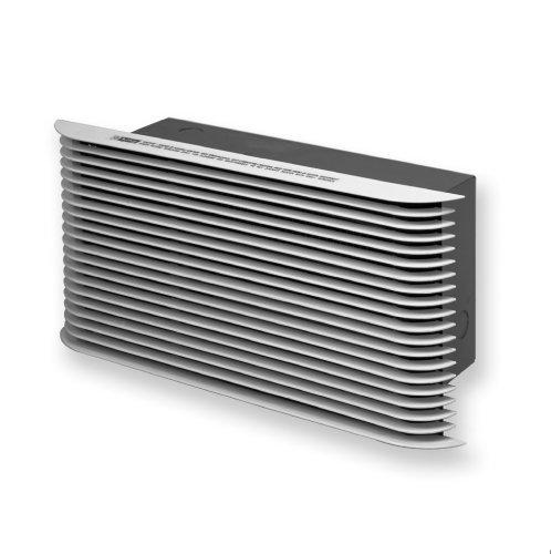 King Paw2422-U 2250-Watt 240-Volt Pic-A-Watt Wall Heater, Bright White Ultra Grille