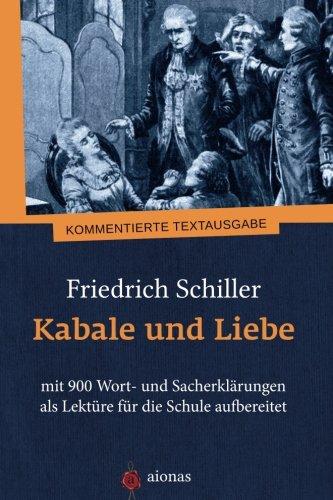 Briefe In Kabale Und Liebe : Kabale und liebe schiller drama um macht