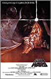 Star Wars: Episode IV - A New Hope - Movie Poster: Style 'A' (Size: 27'' x 40'')