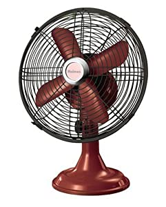 Holmes haof12er um 12 inch metal table fan red for 12 inch table fan