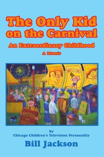 La única chica en el Carnaval: una infancia extraordinaria