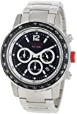 red line Men's RL-50012-11 Meter Collection Chronograph Watch