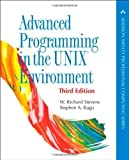 img - for Advanced Programming in the UNIX Environment (3rd Edition) (Addison-Wesley Professional Computing Series) by Stevens, W. Richard, Rago, Stephen A. 3rd (third) (2013) Paperback book / textbook / text book