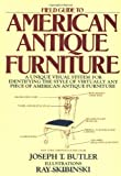 img - for Field Guide to American Antique Furniture: A Unique Visual System for Identifying the Style of Virtually Any Piece of American Antique Furniture book / textbook / text book