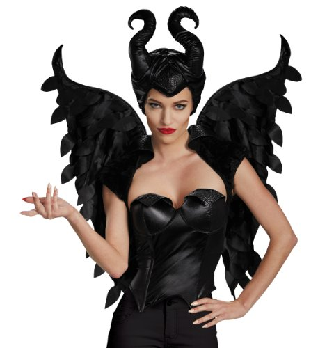 Disguise Women's Disney Maleficent Movie Maleficent Costume Wings