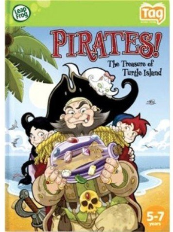 LeapFrog Tag Junior Software Pirates, 4/Cs