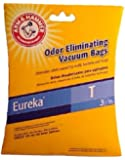 Eureka Odor Eliminating Vacuum Bags T