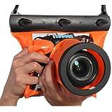 Tteoobl Orange Waterproof Bag