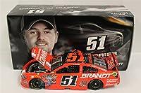 Lionel Racing Justin Allgaier #51 Brandt 2015 Chevrolet SS NASCAR Diecast Car (1:24 Scale)