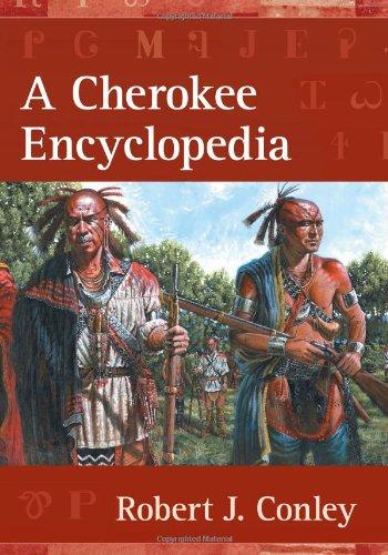 A Cherokee Encyclopedia