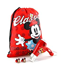 Disney Minnie Mouse Travel Dryer Set