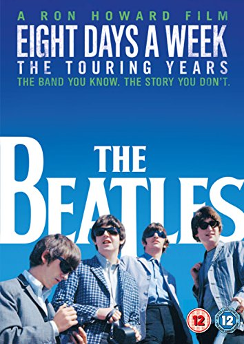 Beatles: Eight Days A Week - The Touring Years [Edizione: Regno Unito] [Italia] [DVD]