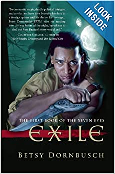 Exile (The Seven Eyes) - Betsy Dornbusch