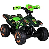 Kids Ride On ATV 6V Toy Quad Battery Power Electric 4 Wheel Dino