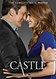 Castle: The Complete Sixth Season [DVD] [Import]