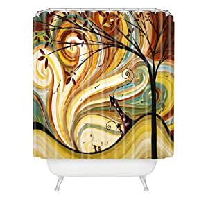 DENY Designs Madart Out West Shower Curtain, 69-Inch by 72-Inch