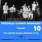 Int�grale Django Reinhardt, vol. 10 (1940) - Nuages