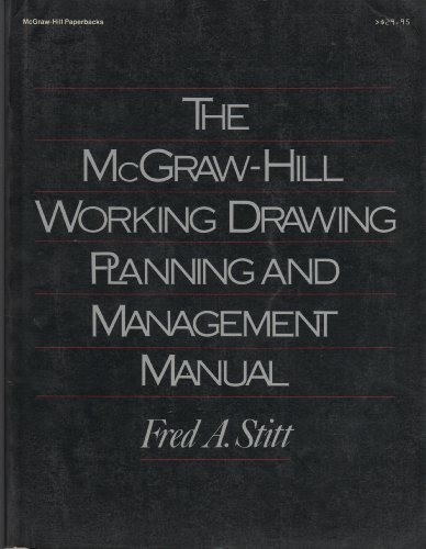 McGraw-Hill Working, Drawing, Planning and Management Manual PDF