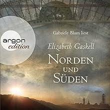 Norden und Süden Hörbuch von Elizabeth Gaskell Gesprochen von: Gabriele Blum
